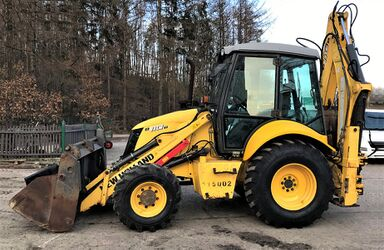 NEW HOLLAND B110 | 2010r