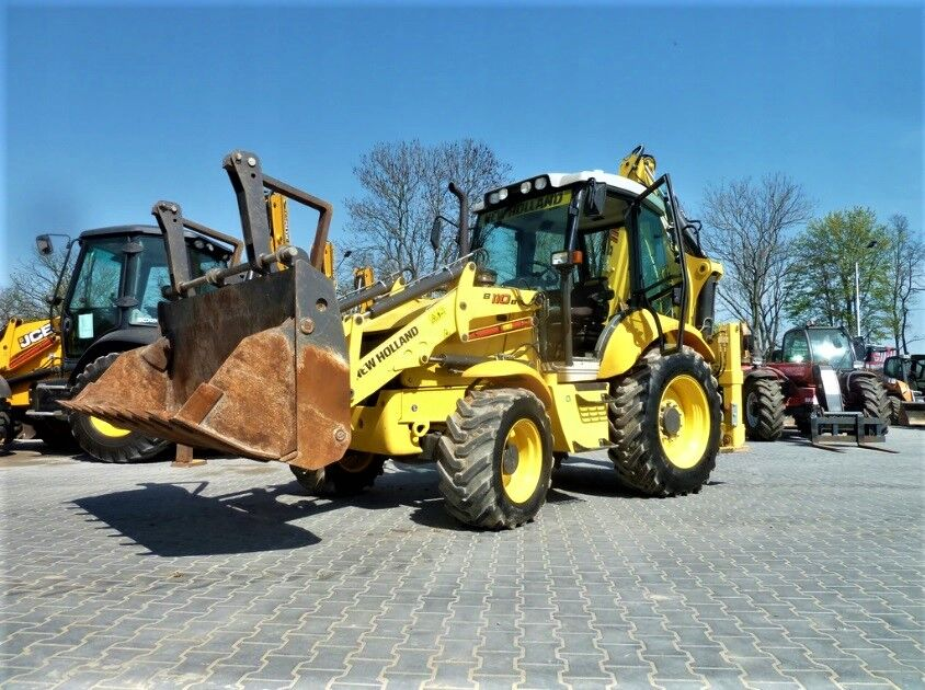 NEW HOLLAND B110B | 2016r