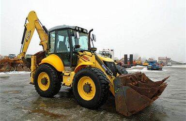 NEW HOLLAND B115B | 2011r