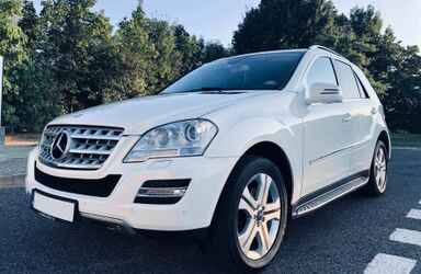 MERCEDES BENZ ML | 2010r